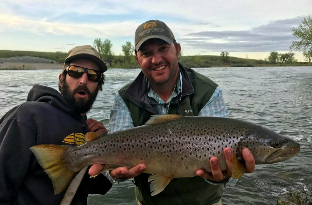 Big Fish Are Biting on the Bighorn! | Fantastic Conditions-